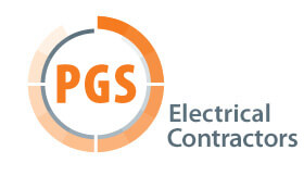 PGS Electrical Contractors logo